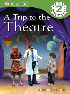 cover image of A Trip to the Theatre